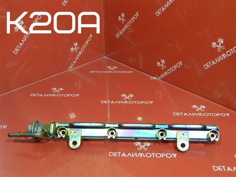 Регулятор давления топлива Honda Accord CM K20A