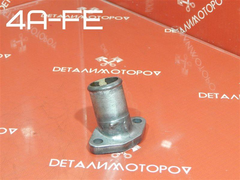 Фланец системы охлаждения Toyota Avensis AT220L 4A-FE