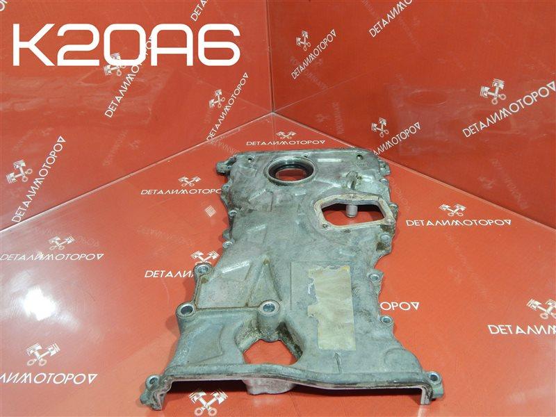 Лобовина двигателя Honda Accord CL K20A6