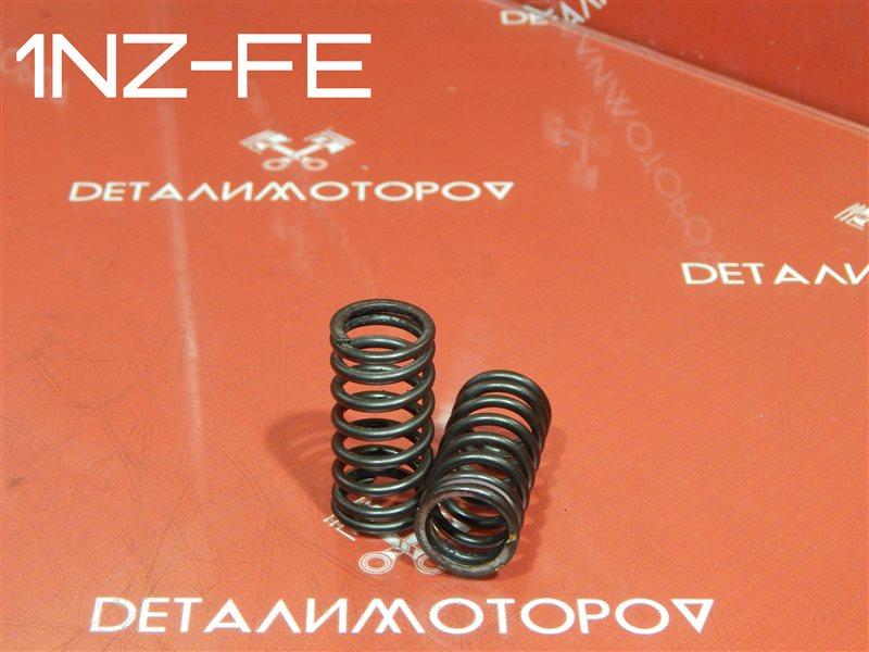 Пружина клапана Toyota Allex CBA-NZE124 1NZ-FE
