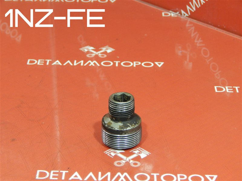 Крепление масляного фильтра Toyota Allex CBA-NZE124 1NZ-FE