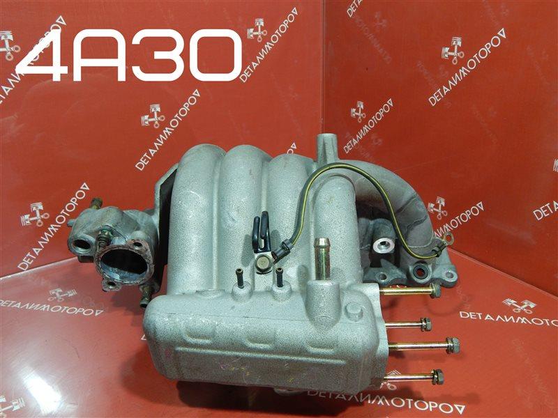 Коллектор впускной Mitsubishi Pajero Mini ABA-H58A 4A30