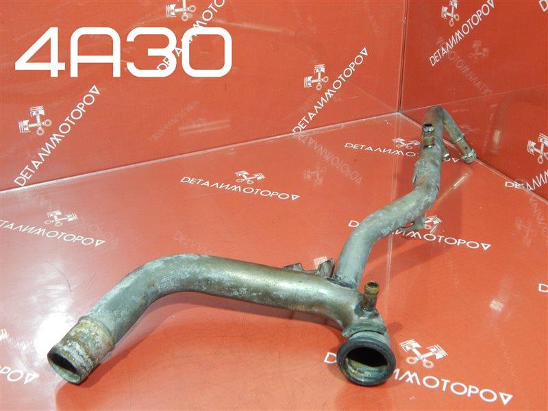 Трубка охлаждающей жидкости Mitsubishi Pajero Mini ABA-H58A 4A30