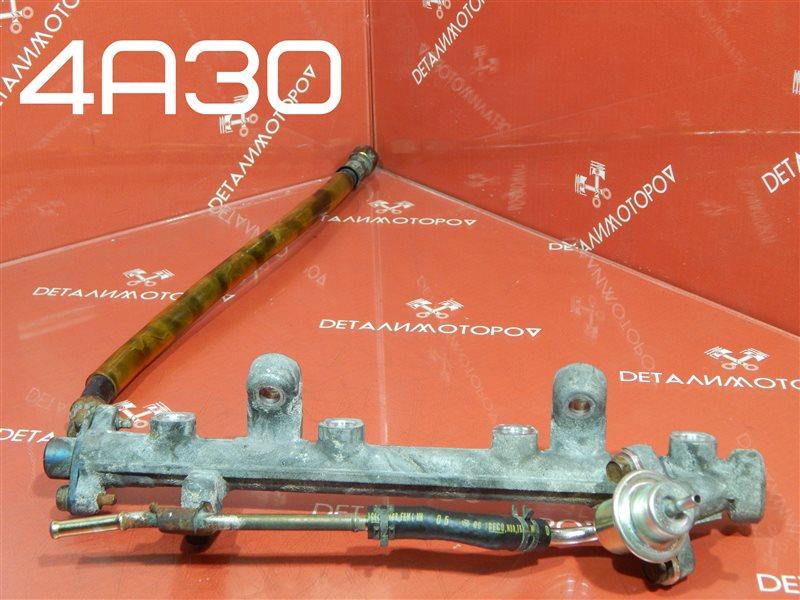 Регулятор давления топлива Mitsubishi Pajero Mini ABA-H58A 4A30