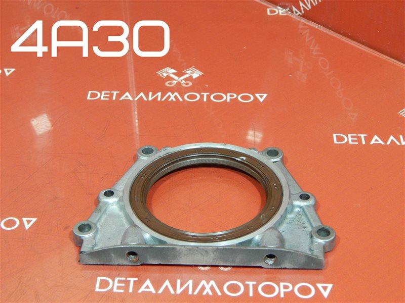 Крышка коленвала Mitsubishi Pajero Mini ABA-H58A 4A30