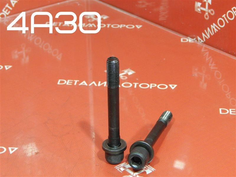 Болт головки блока цилиндров Mitsubishi Pajero Mini ABA-H58A 4A30