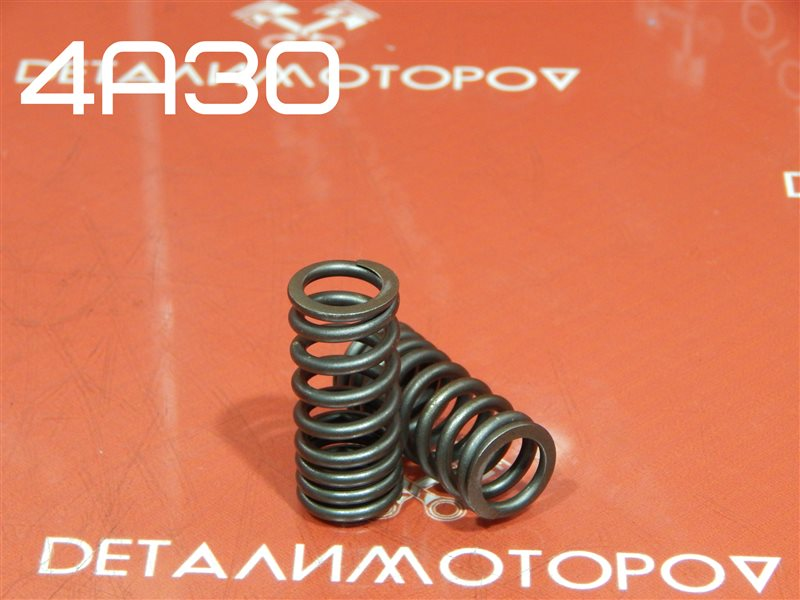 Пружина клапана Mitsubishi Pajero Mini ABA-H58A 4A30