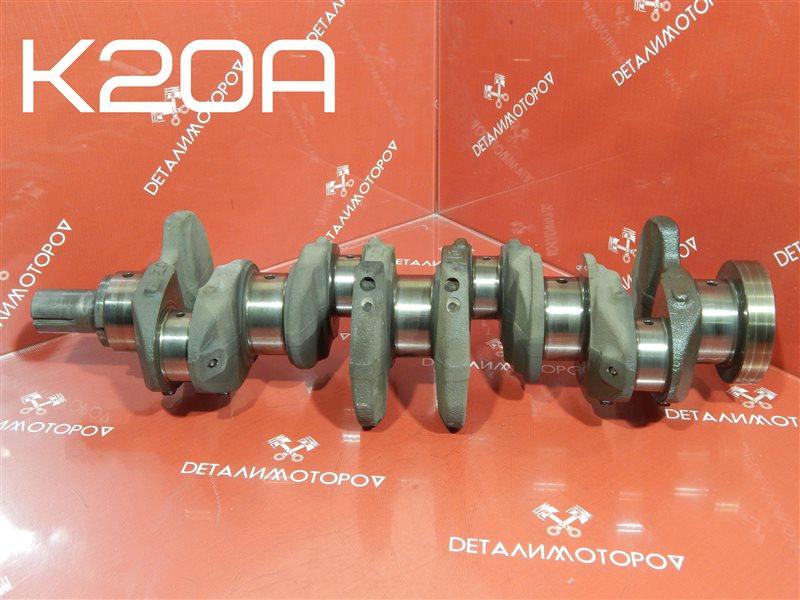 Коленвал Honda Accord CM K20A