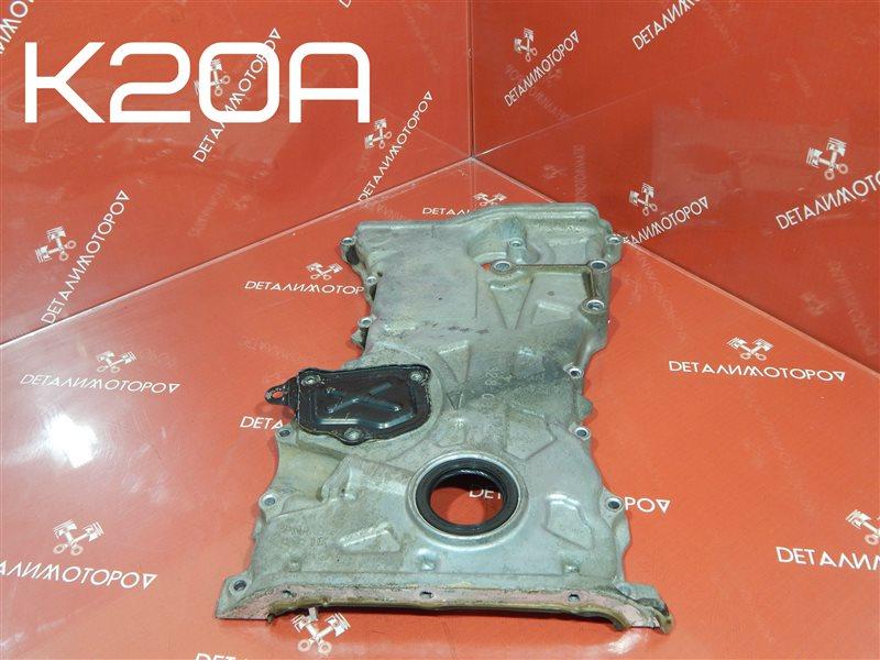 Лобовина двигателя Honda Accord CM K20A