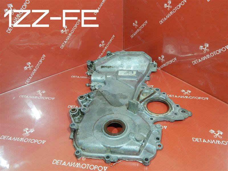 Лобовина двигателя Toyota Allex ZZE122 1ZZ-FE