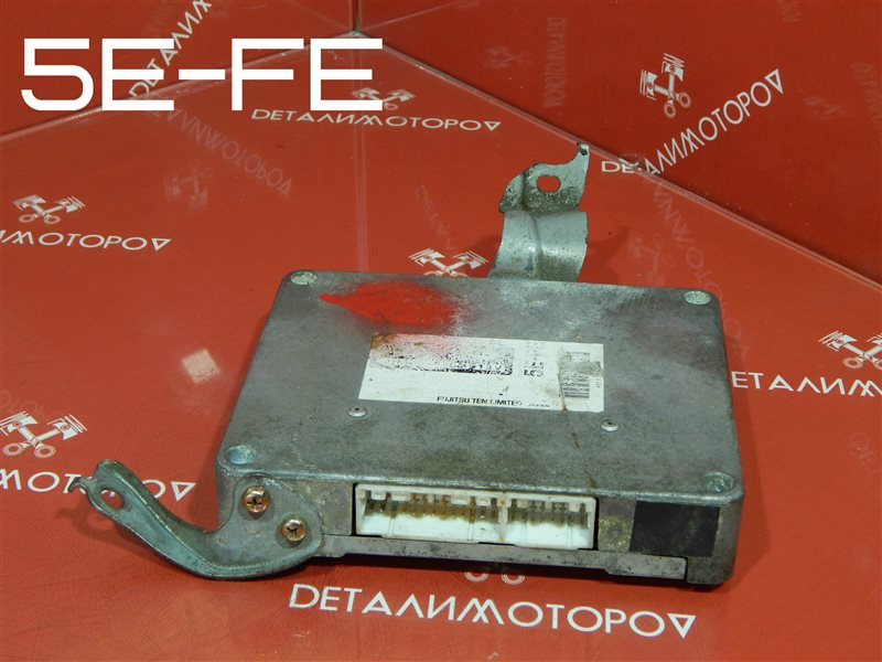 Блок управления двс Toyota Raum 5E-FE