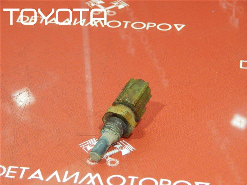 Датчик температуры охлаждающей жидкости Toyota Chaser GF-JZX105 1JZ-GE