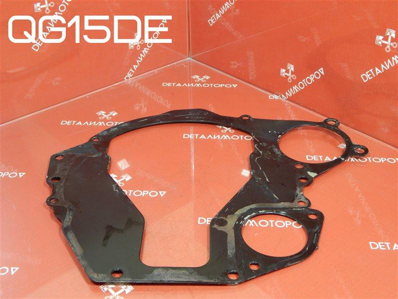Пластина сцепления Nissan Almera GJ-VFY11 QG15DE
