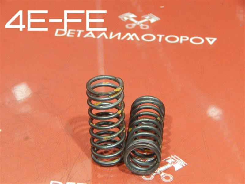 Пружина клапана Toyota Corolla TB-EE102V 4E-FE