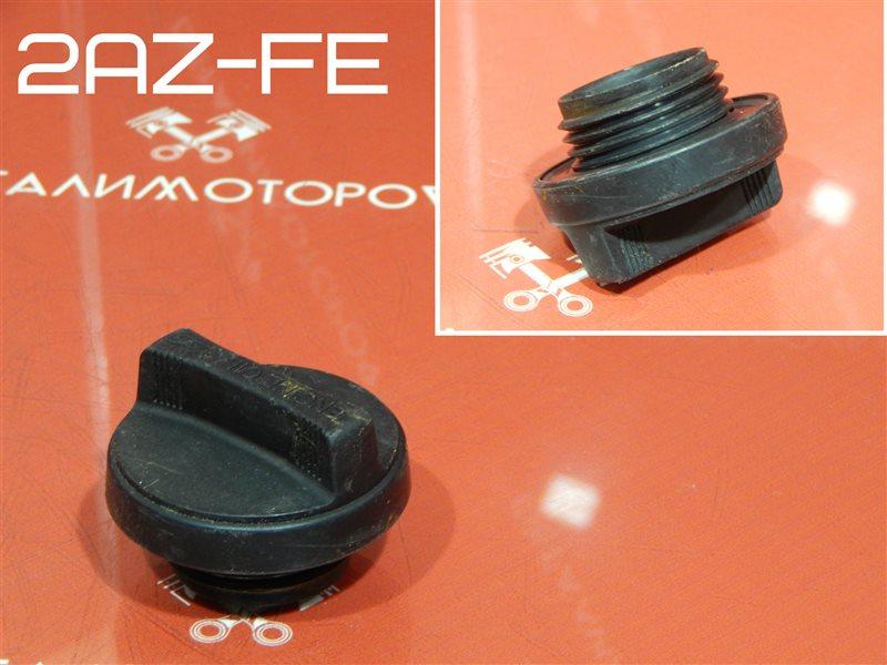 Крышка маслозаливной горловины Toyota Alphard DBA-ANH20W 2AZ-FE
