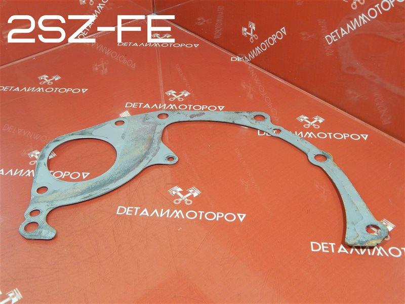 Пластина сцепления Toyota Belta DBA-SCP92 2SZ-FE