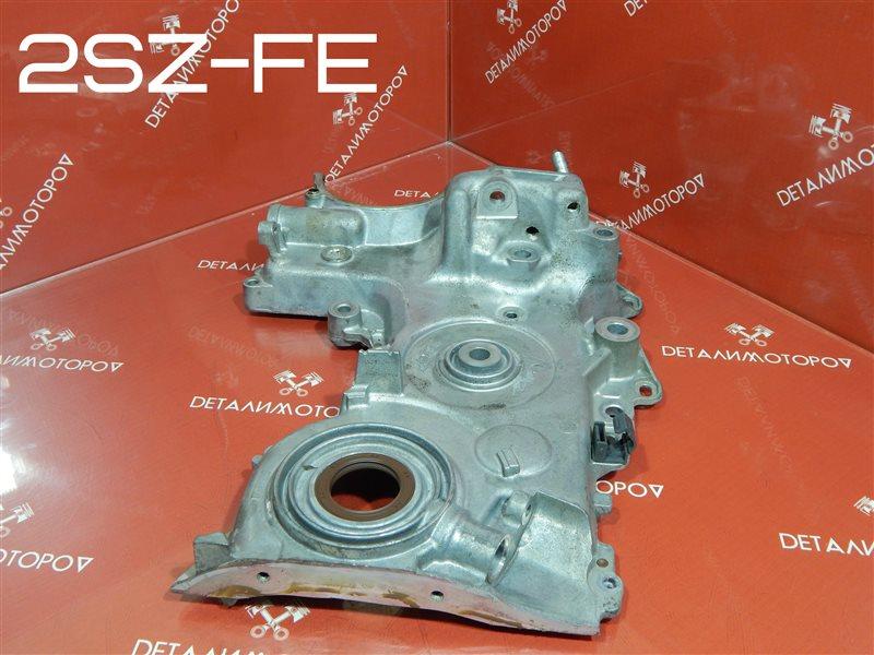 Лобовина двигателя Toyota Belta DBA-SCP92 2SZ-FE