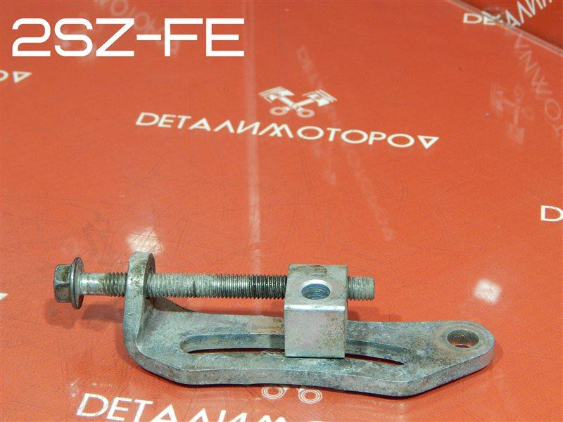 Натяжитель ремня генератора Toyota Belta DBA-SCP92 2SZ-FE