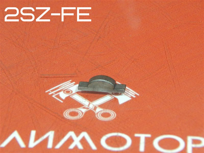 Шпонка коленвала Toyota Belta DBA-SCP92 2SZ-FE