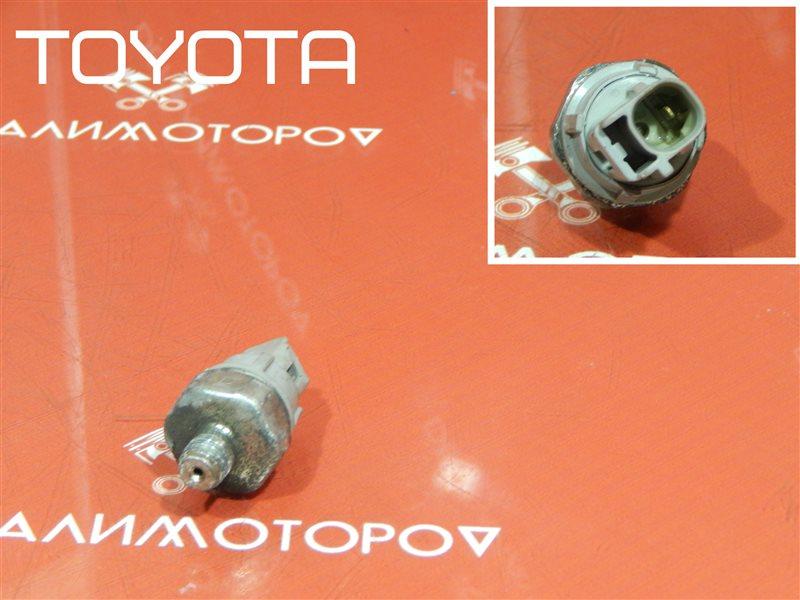 Датчик давления масла Toyota Belta DBA-SCP92 2SZ-FE