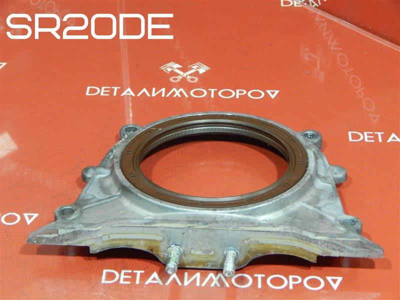 Крышка коленвала Nissan 180Sx E-RPS13 SR20DE