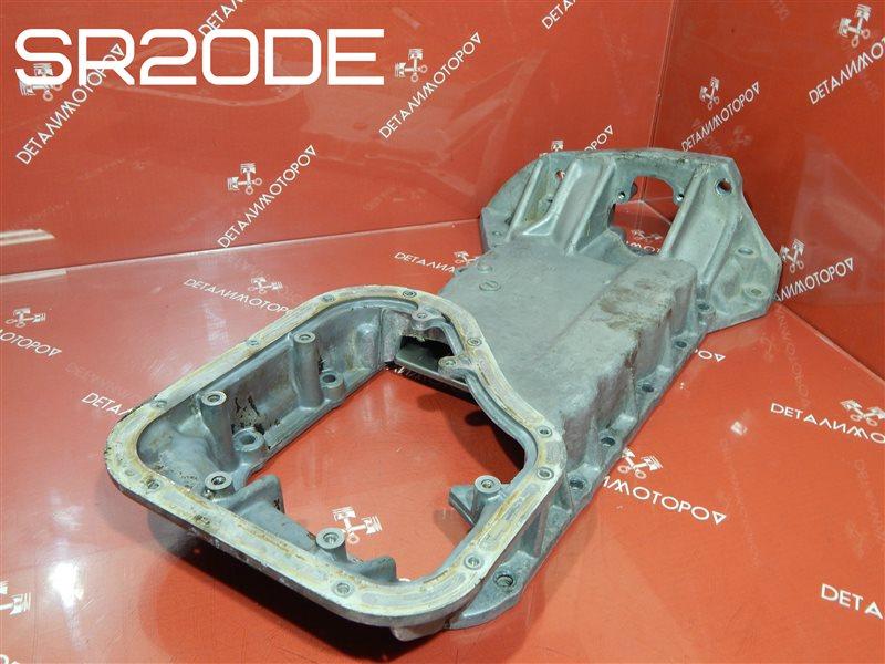 Поддон Nissan 180Sx E-RPS13 SR20DE верхний