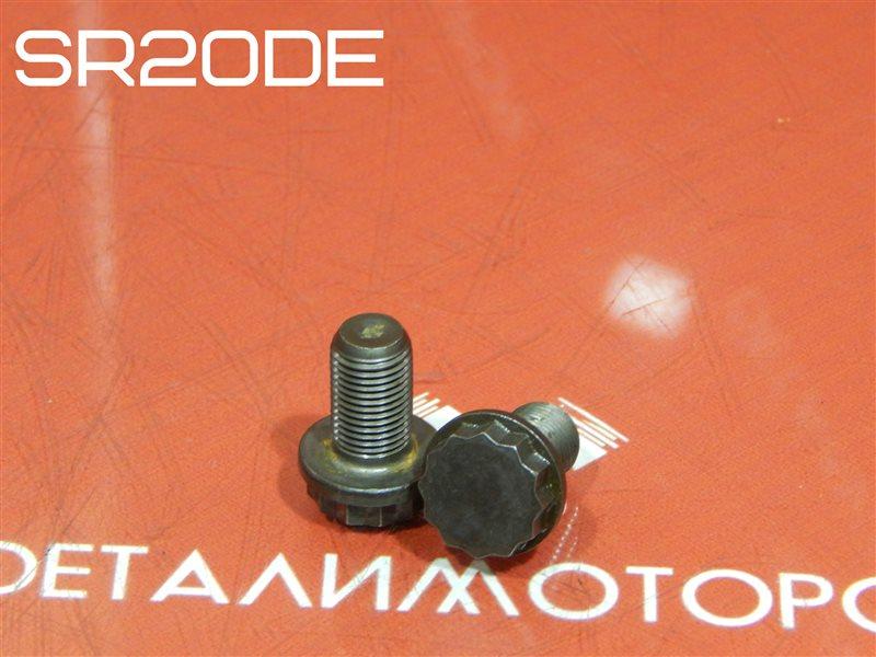 Болт маховика Nissan 180Sx E-RPS13 SR20DE