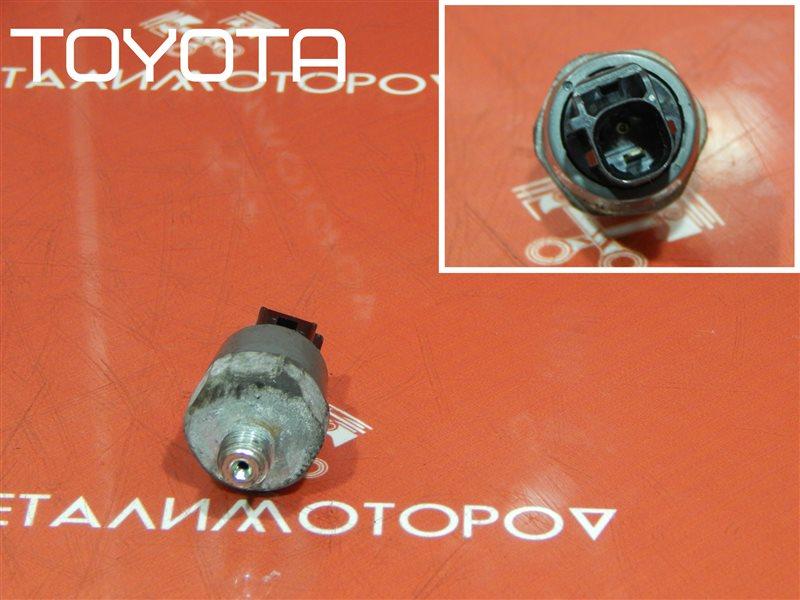 Датчик давления масла Toyota Allion CBA-AZT240 1AZ-FSE