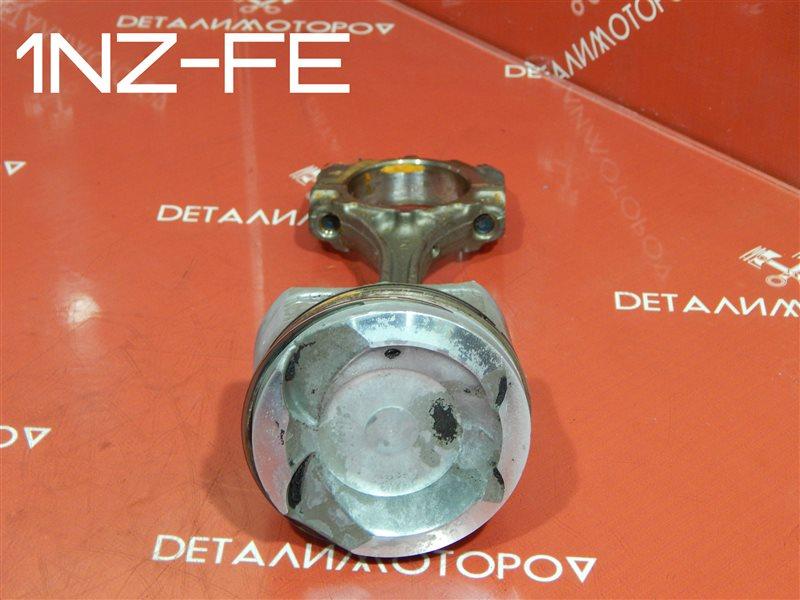 Поршень с шатуном Toyota Allex CBA-NZE124 1NZ-FE