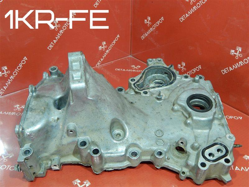 Лобовина двигателя Toyota Belta DBA-KSP92 1KR-FE