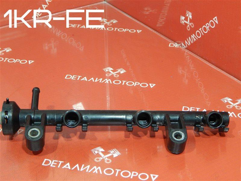Регулятор давления топлива Toyota Belta DBA-KSP92 1KR-FE