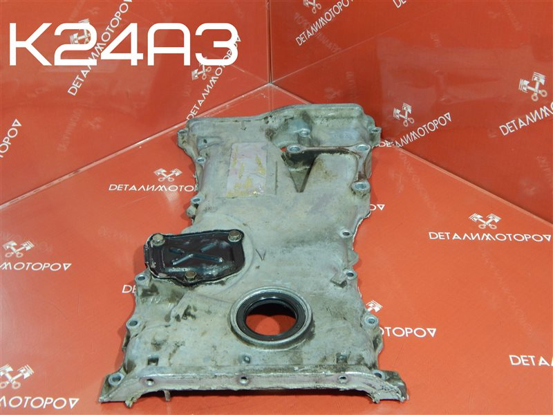 Лобовина двигателя Honda Accord CM2 K24A3