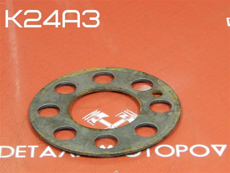 Шайба маховика Honda Accord CM2 K24A3