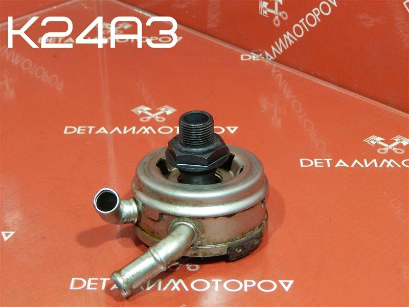 Теплообменник Honda Accord CM2 K24A3