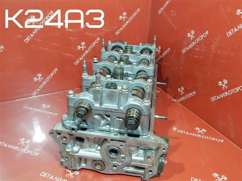 Головка блока цилиндров Honda Accord CM2 K24A3