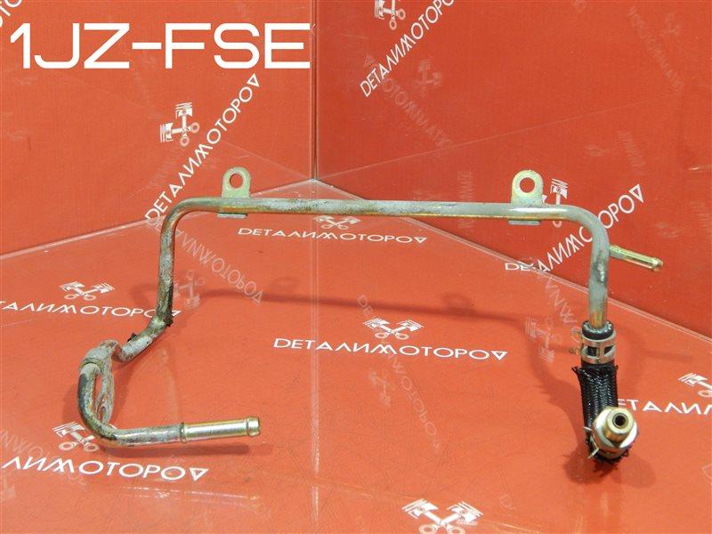 Трубка топливная Toyota Brevis TA-JCG15 1JZ-FSE