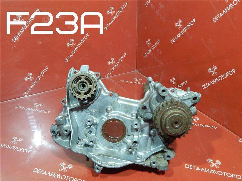 Масляный насос Honda Accord Wagon GF-CF6 F23A