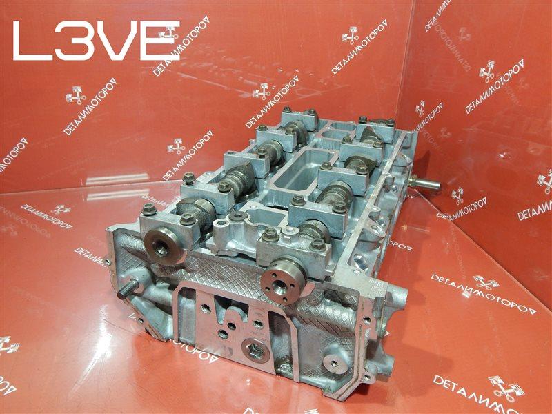 Головка блока цилиндров Mazda Atenza DBA-GG3S L3-VE