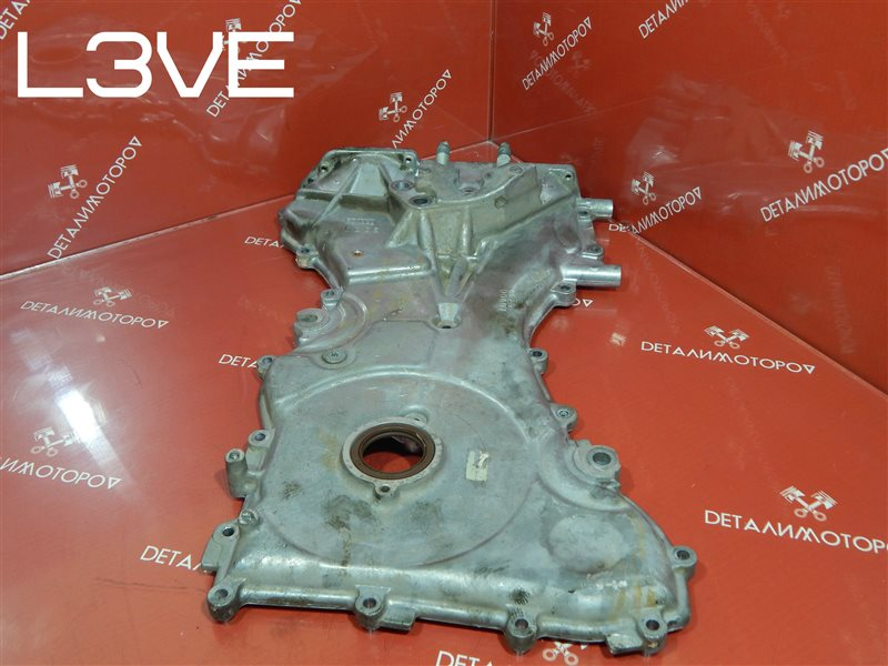 Лобовина двигателя Mazda Atenza DBA-GG3S L3-VE
