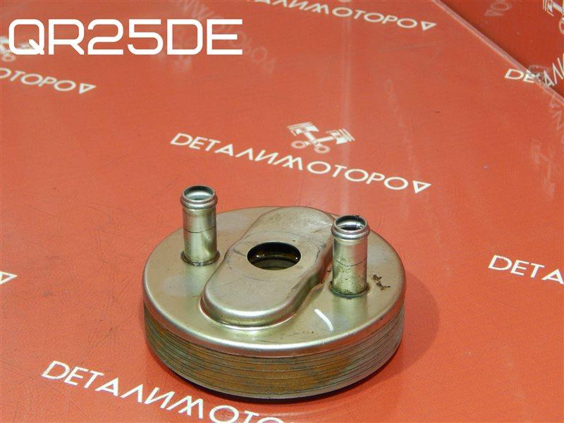 Теплообменник Nissan Bassara TA-JTU30 QR25DE
