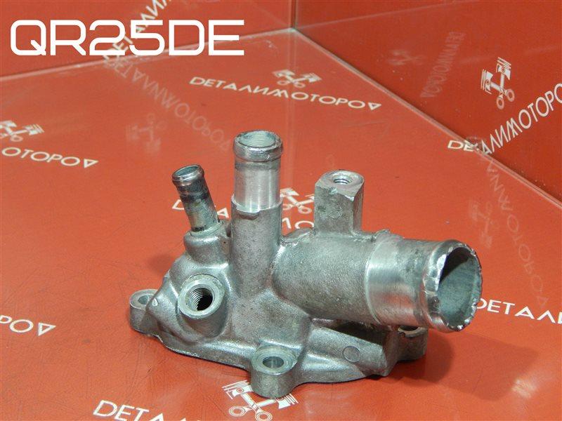 Корпус термостата Nissan Bassara TA-JTU30 QR25DE