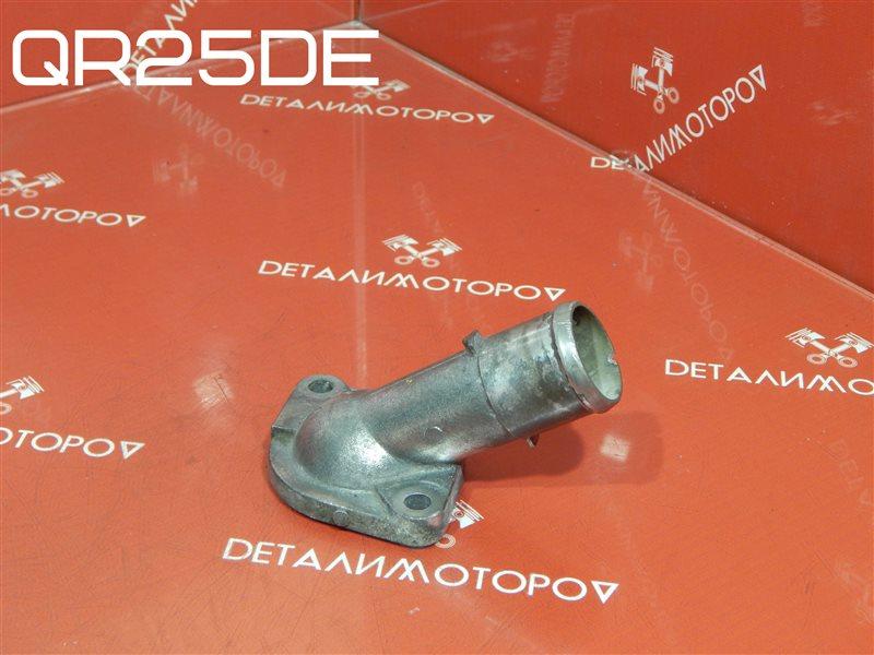 Крышка термостата Nissan Bassara TA-JTU30 QR25DE