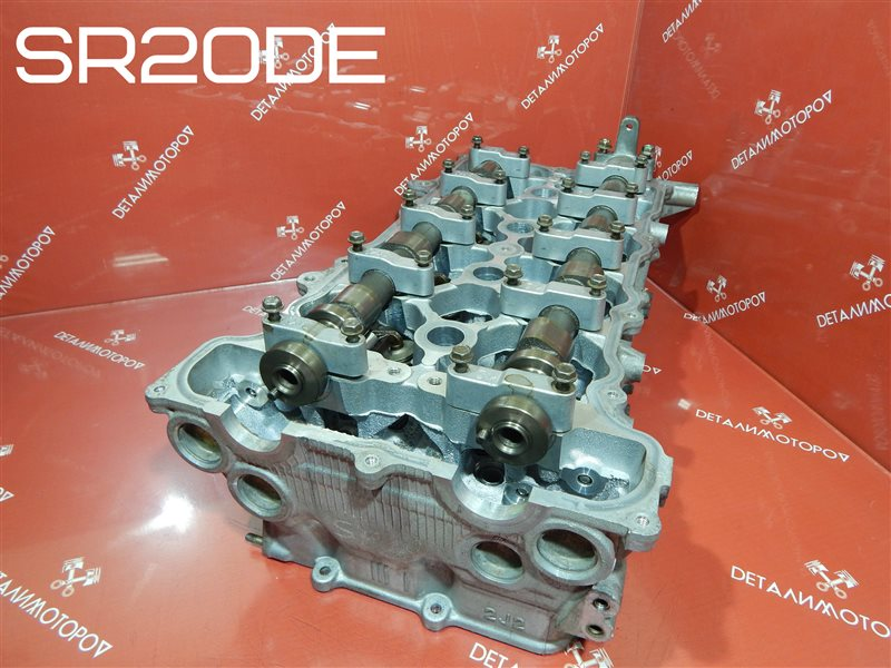 Головка блока цилиндров Nissan 180Sx E-RPS13 SR20DE