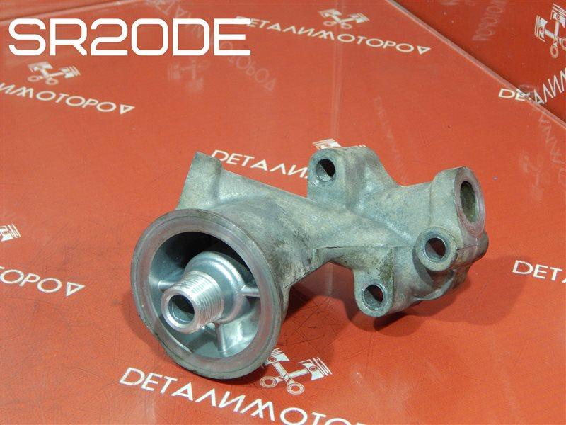 Крепление масляного фильтра Nissan 180Sx E-RPS13 SR20DE