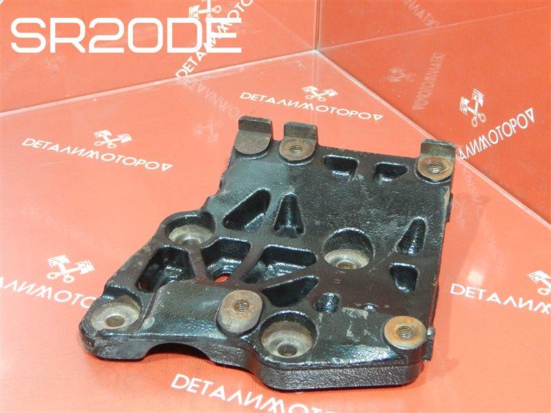 Крепление компрессора кондиционера Nissan 180Sx E-RPS13 SR20DE