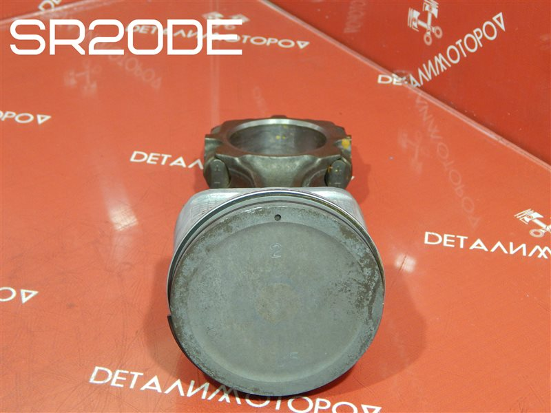 Поршень с шатуном Nissan 180Sx E-RPS13 SR20DE