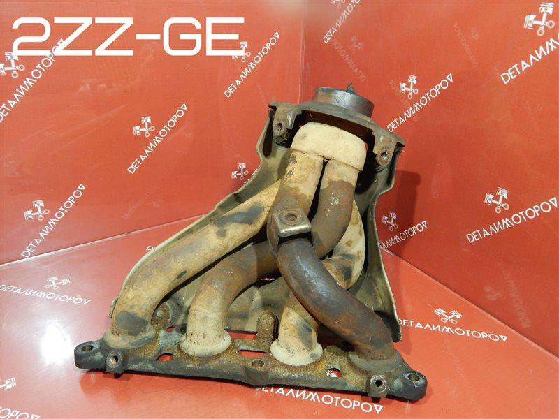 Коллектор выпускной Toyota Allex TA-ZZE123 2ZZ-GE