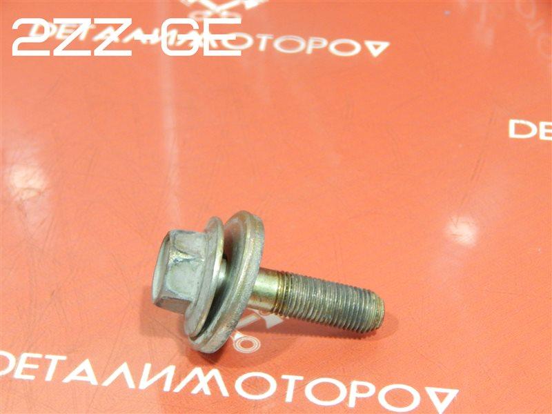 Болт коленвала Toyota Allex TA-ZZE123 2ZZ-GE