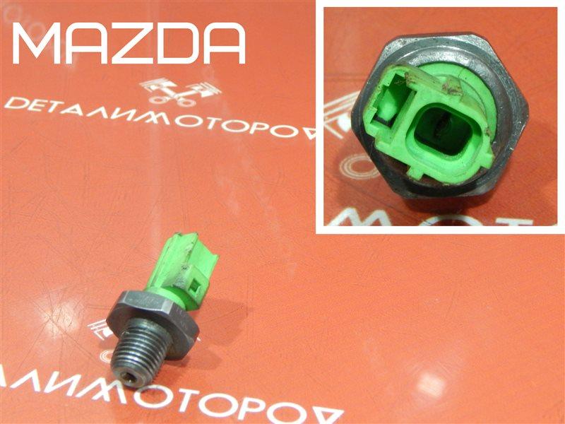 Датчик давления масла Mazda Atenza LA-GYEW LF-DE
