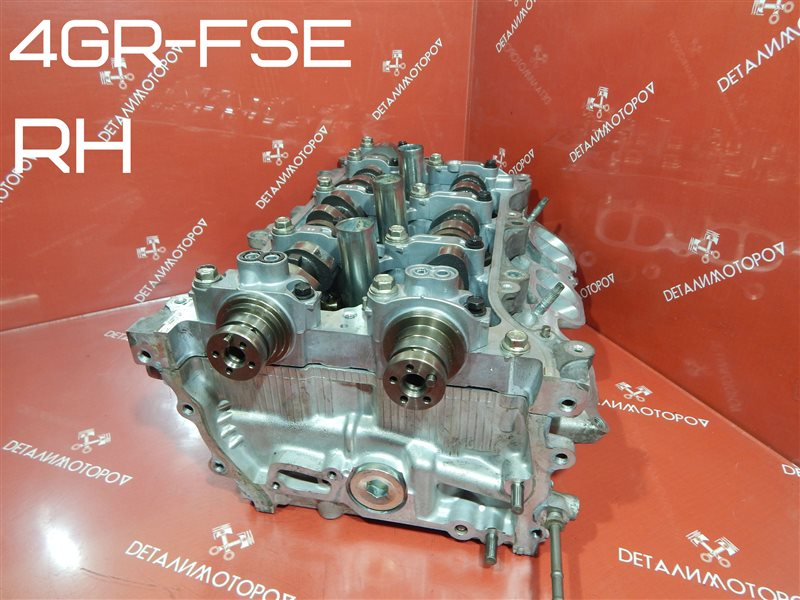 Головка блока цилиндров Toyota Crown DBA-GRS180 4GR-FSE
